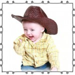Wild West First Birthday Party